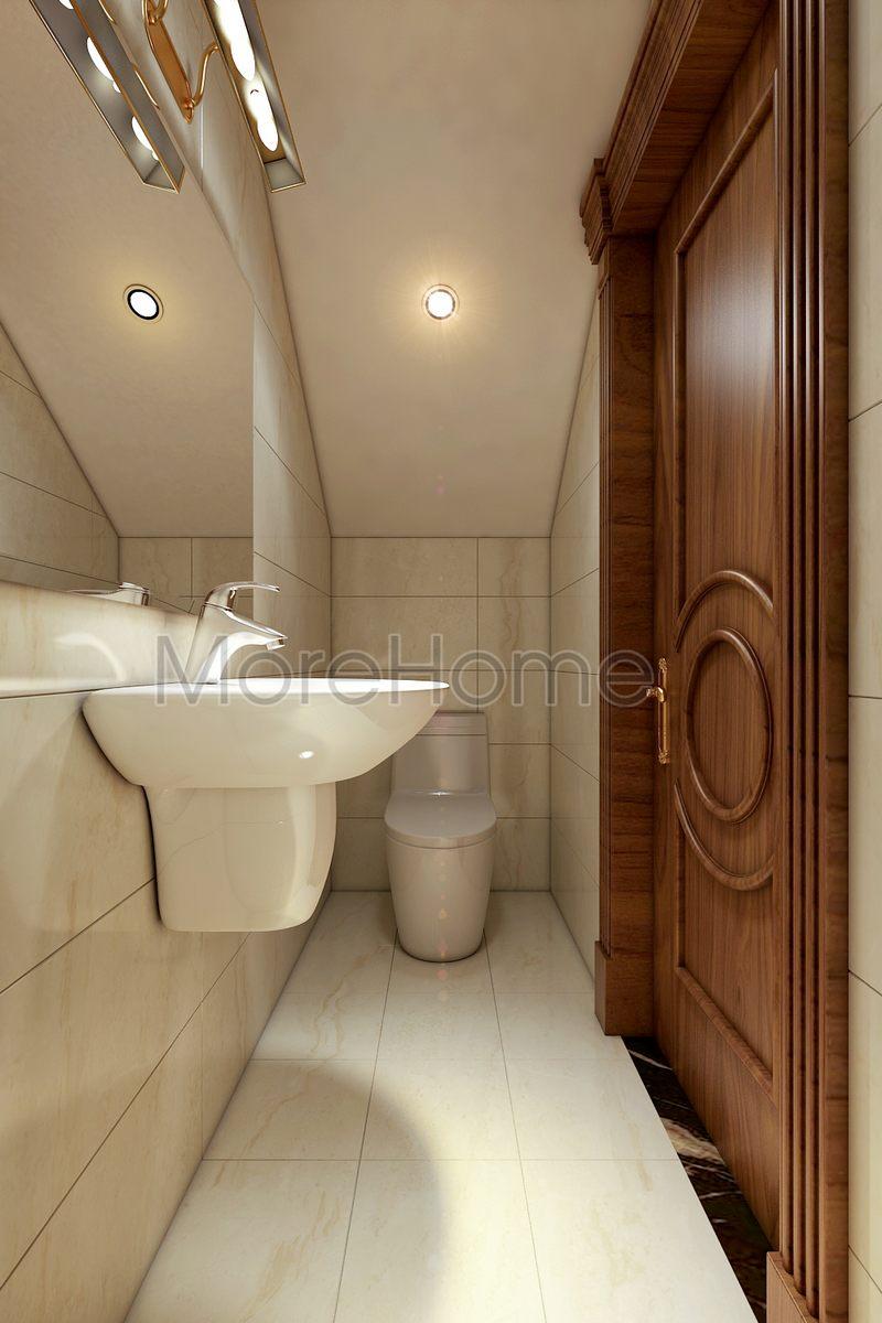 Thiết kế nội thất biệt thự lakeview