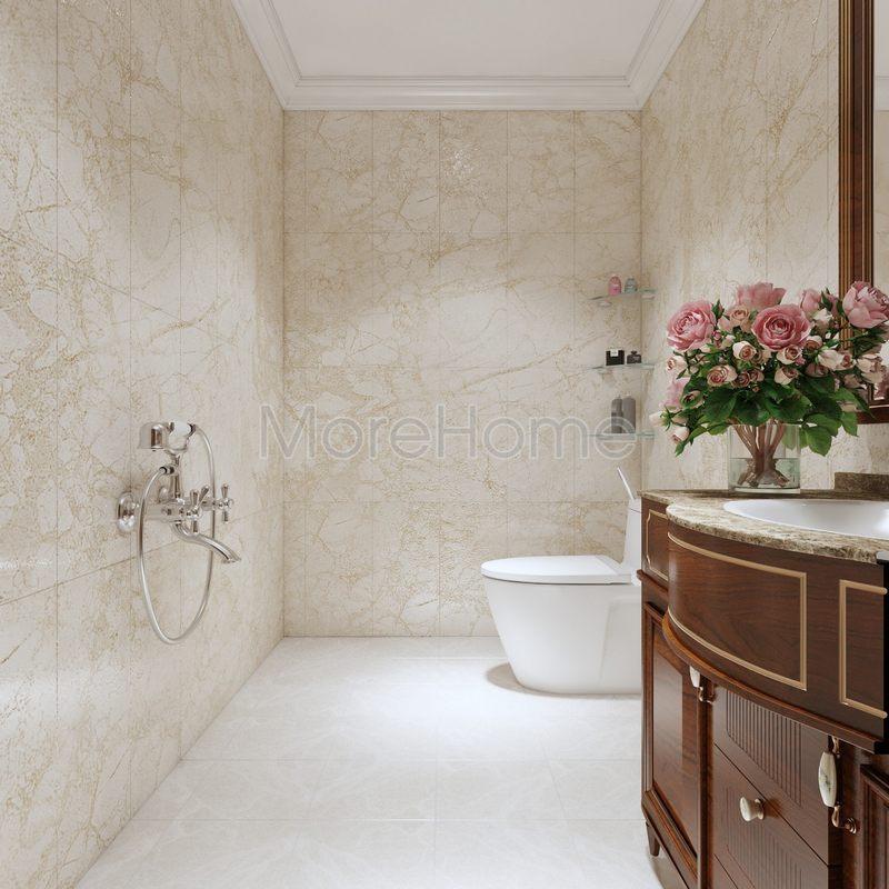Thiết kế nội thất phòng tắm biệt thự Phổ Quang Tân Bình