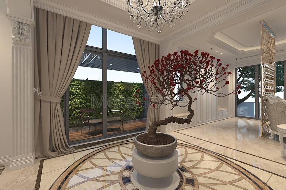 nội thất biệt thự cao cấp Imperia Garden