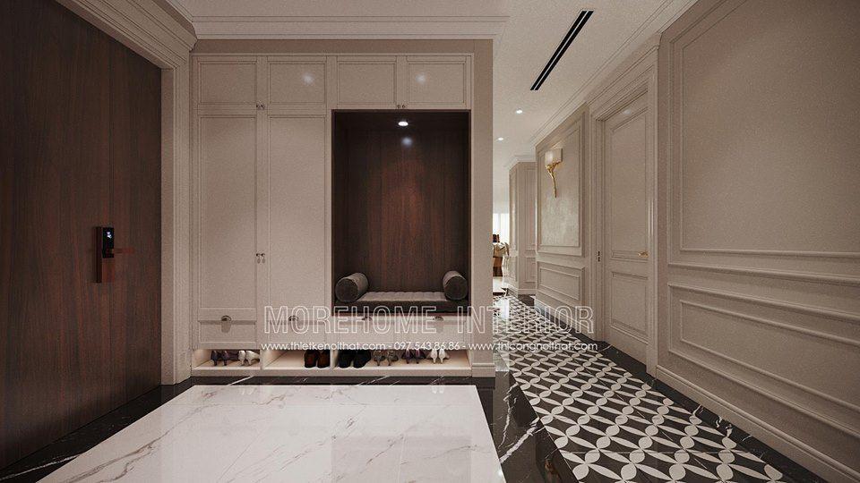 Thiết kế nội thất căn hộ Duplex Thanh Xuân Complex