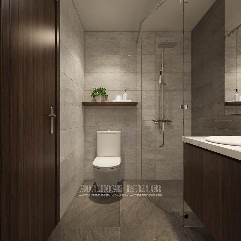 Thiết kế nội thất chung cư 26 Liễu Giai Hà Nội
