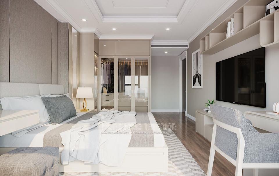 Thiết kế nội thất chung cư An Bình