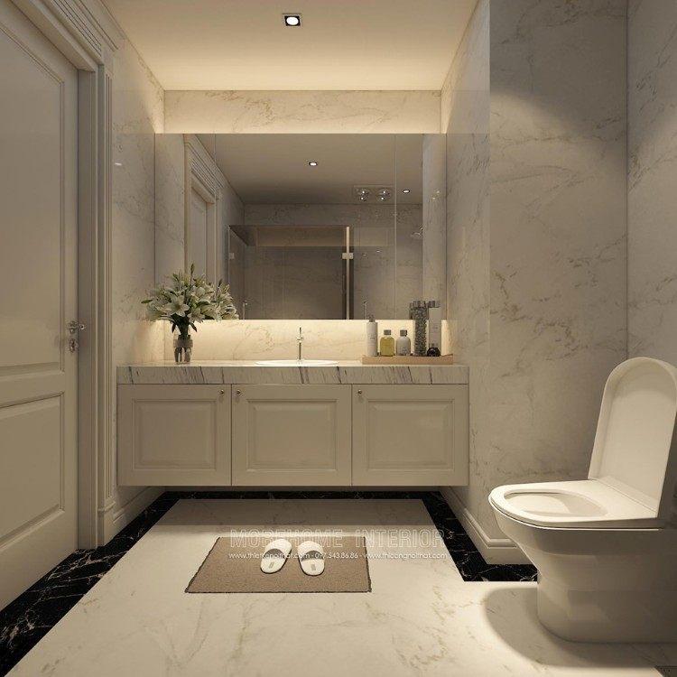 thiết kế nội thất chung cư Vinhomes D'capitale