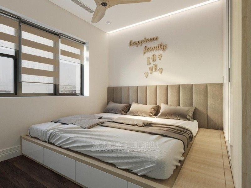 Thiết kế nội thất chung cư D'capitale Trần Duy Hưng
