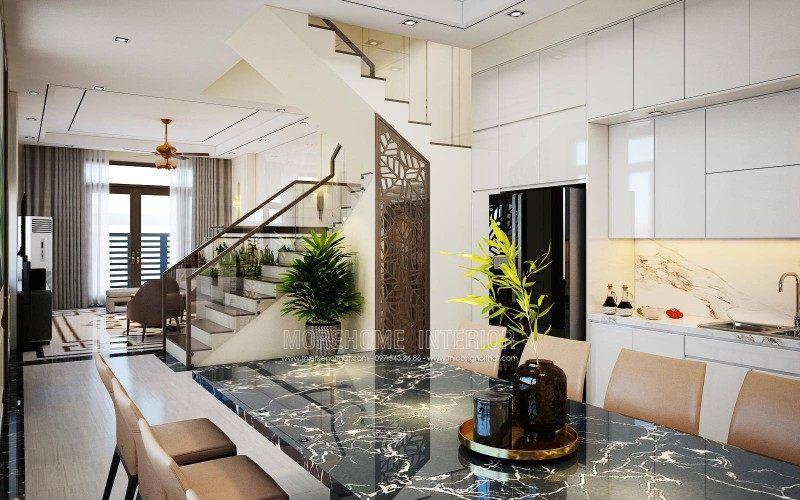 Thiết kế nội thất nhà lô sở dầu hồng bàng hải phòng