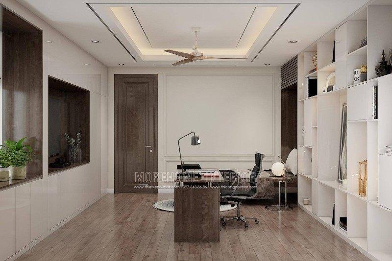 Thiết kế nội thất nhà lô tại sở dầu hồng bàng hải phòng