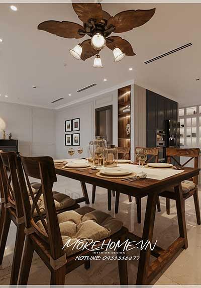 Thiết kế nội thất chung cư The Link Ciputra