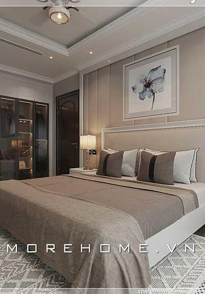 Cập nhật mẫu thiết kế phòng ngủ Master đẹp hoàn hảo