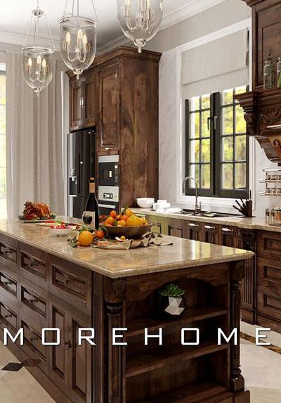 Mách bạn lựa chọn các mẫu tủ bếp đẹp phù hợp với phòng bếp của mình