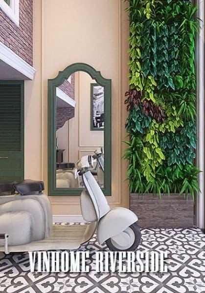 Thiết kế nội thất biệt thự VinHomes RiverSide - Chị Phương