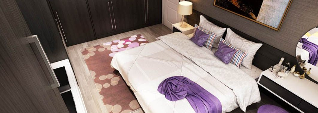 Thiết kế nội thất chung cư Platinum Residences
