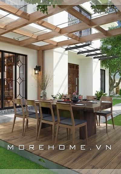 Thiết kế nội thất biệt thự Sunny Garden City