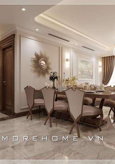 Thiết kế nội thất chung cư Chelsea Residences E2 Trần Kim Xuyến