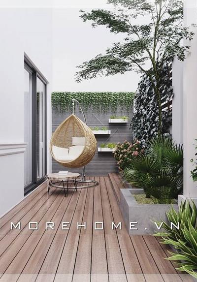 Thiết kế nội thất biệt thự hiện đại tại VinHomes Hải Phòng