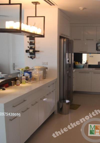 Căn hộ Duplex chung cư Mandarin Garden - Chị Phương