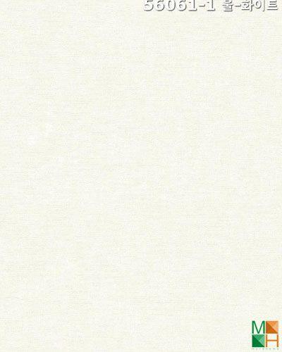 Giấy dán tường hiện đại màu trơn 56061-1