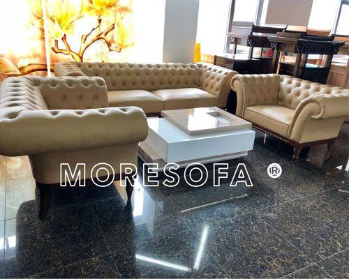 Bộ sưu tập sofa tân cổ điển cho phòng khách