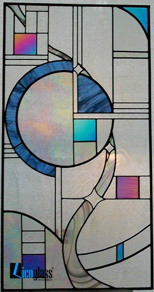 Tranh kính nghệ thuật mẫu 14