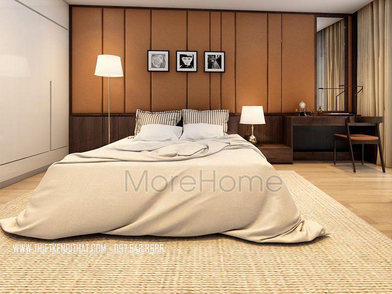 Thiết kế phòng ngủ khách sạn hiện đại tại Hà Nội