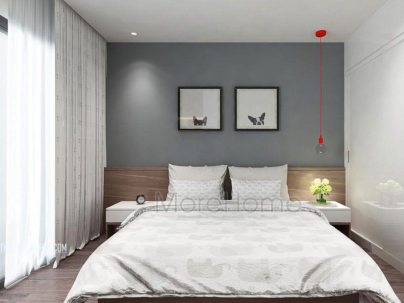 Nội thất phòng ngủ 3 sao hiện đại tại Hà Nội
